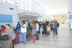 Nassau airport open: Bahamas returning to normal operations