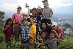Tourism crimes! Volunteering and visiting Orphanages when traveling