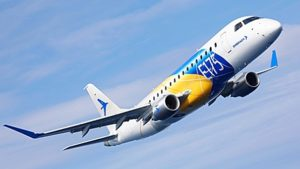 Embraer and American Airlines sign a contract for ten E175s