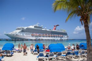 Message from Caribbean Islands: We're open for cruise
