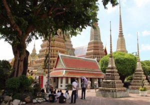 Bangkok's best temples to visit during October