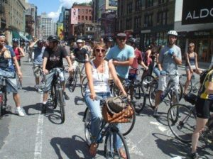 New York City ranks first in sustainable urban ransportation in North America