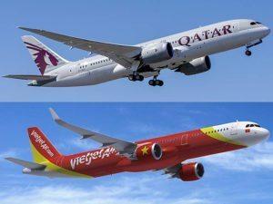 Vietjet announces interline agreement with Qatar Airways