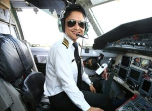 Airways Aviation's female pilot training scholarship takes off