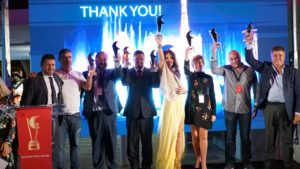 London and Barcelona City Halls receive International Nightlife Association's Golden Moon Award