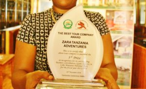 Tanzanian women leaders excel in tourism