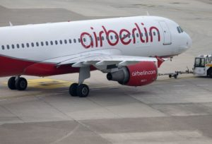 Air Berlin lands in Iceland: Aircraft seized by authorities