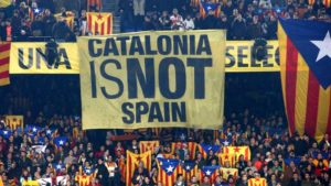 Tourism and civil war: Is this Catalonia, the home of Barcelona and Costa Brava?