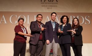 Guam Visitors Bureau wins PATA Gold Award for Shop Guam e-Festival