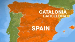 The newest tourism destination, the newest country may be Catalonia