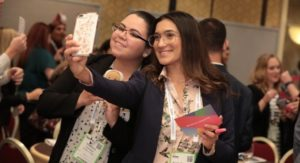 Celebrations and selfies abound at special IMEX anniversary