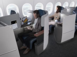 Lufthansa reveals first secrets of its new Business Class