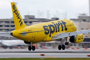 Richmond bound! Spirit Airlines arrives in Virginia's capital city