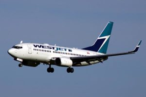 WestJet begins direct flight to Belize from Calgary, Canada