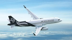 Air New Zealand named #1 Airline 5th year in a row