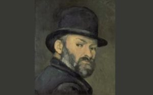 Tourists and locals abuzz over rare London show of Cezanne's masterpieces