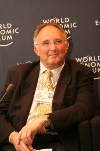 ICTP President Prof. Geoffrey Lipman : Ambassadors for Peace