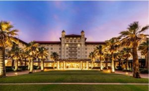 Queen of the Gulf: Hotel Galvez & Spa in Texas