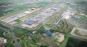 LHR: Building construction legacy across the UK