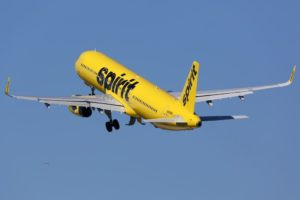 Spirit Airlines to launch more Montego Bay flights in 2018