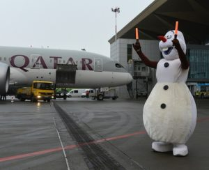 Qatar Airways launches inaugural flight to its second destination in Russia
