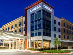 Cambria Hotels celebrates 35th property opening