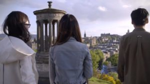 Scotland's capital named Best UK Destination for Young People