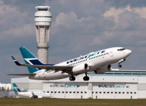 WestJet reports November load factor of 82.4 percent