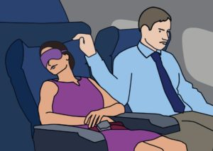 Sexual misconduct on planes: You may want to be part of this one