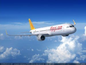 Pegasus Airlines loves Airbus A321neo ACF – and it shows 25 more times