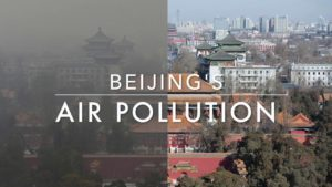 Air quality in Beijing better in the winter