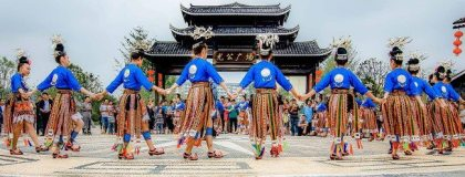 IIPT: Peace Through Tourism now a reality in Danzhai Wanda Village, China