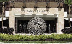 Puerto Rico's El San Juan Hotel announces October 1 re-opening