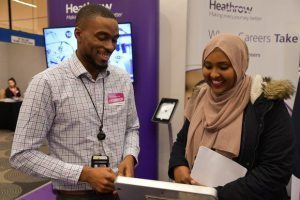 Heathrow opens its doors to future local workforce