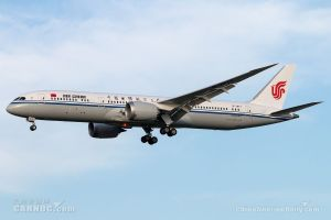 Air China launches Hangzhou-Nha Trang and Chengdu-Bangkok routes