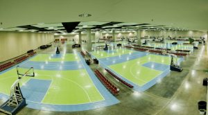 Hawaii Convention Center to host futsal, basketball and volleyball tournaments on its new sports courts