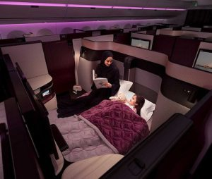 Qatar Airways to display Qsuite and A350-900 at Kuwait Aviation Show 2018