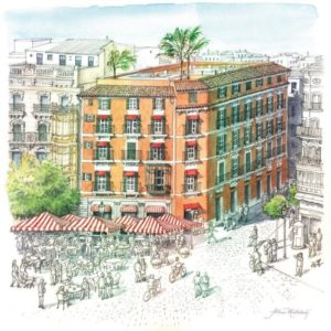 HOTEL MAMÁ: Grupo Cappuccino opens its first hotel in Palma