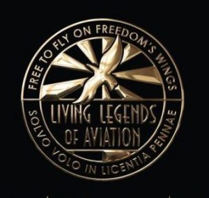 Living Legends of Aviation renames its iconic award