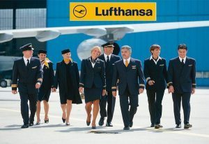 Lufthansa Group to hire over 8000 new employees in 2018