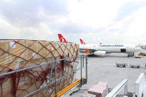 Turkish Cargo launches Miami flights offering wide body cargo aircraft