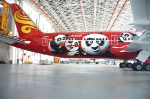 New! Directly to Spain on Hainan Airlines in addition to Vancouver Shenzhen and Tianjin