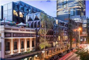 West Hotel opens in Sydnet