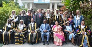Commonwealth Conference of Speakers in Seychelles