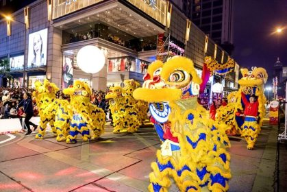 2018  Cathay Pacific International Chinese New Year Night Parade features strongest international line-up ever