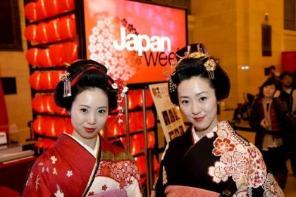 Japan Week returns to Grand Central Station