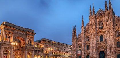 Leonardo's genius captures Milan at BIT 2018