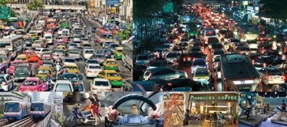 Traffic nightmares: 1360 cities and 38 countries analyzed