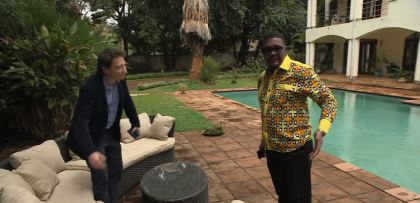 Former Zimbabwe minister Mzembi files 10 Million Dollar law suit against Corruption Commission