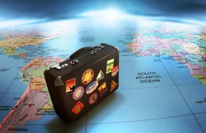 2017 international travel: One of the highest growth rates in last twenty years